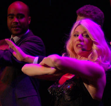 Madonna Impersonator Tracey Bell
