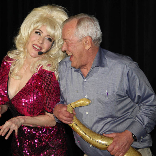 Dolly Parton Impersonator Tracey Bell