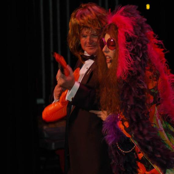Janis Joplin Impersonator Tracey Bell
