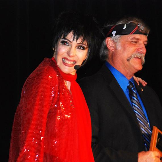 Liza Minnelli Impersonator Tracey Bell