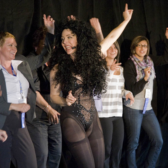 Cher Impersonator Tracey Bell