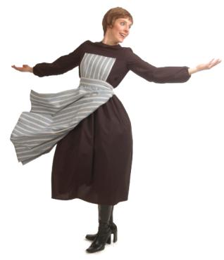 Julie Andrews Impersonator Tracey Bell
