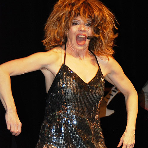 Tina Turner Impersonator Tracey Bell