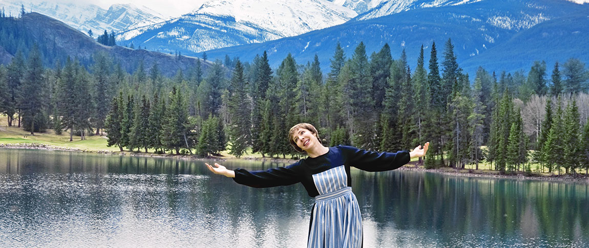 Julie Andrews Impersonator Tracey Bell